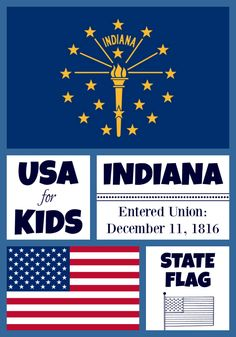 Wolf Achievement 2 Indiana State Flag Coloring Page  Cub Scouts