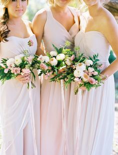View entire slideshow: Plan the Ultimate Spring Wedding on http://www.stylemepretty.com/collection/4566/
