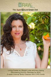 Want to learn all about raw food and green living tips? Check out Blythe Raw Live that streams every Friday Ustream.TV. Blythe interviews top experts in health and wellness. This show rocks.