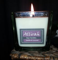 Allirah Soy Candles - Our customers love our candles!