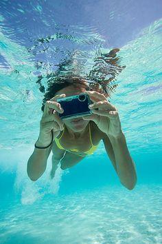 I need an underwater camera.