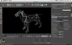 Quick Tip 38: How to create a Wireframe Render with a simple Texture on Vimeo