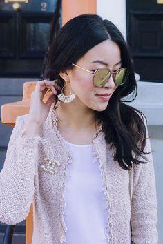 tweed & Chanel