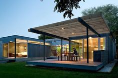 Casa Abierta, Chevy Chase, MD - Custom Home Magazine