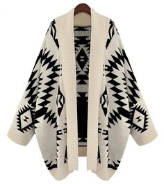 #YOU'RE A FEVER / #AZTEC #PRINT INSPIRED #KNIT (MORE... | Wicker Blog wickerparadise.com