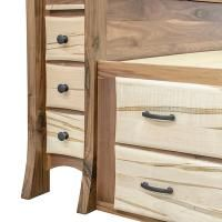 Galveston Chest Bed from Beds category is hand made by finest amish craftsmen specialized in mission and solid wood furniture Woodworking With Resin, Woodworking Jig Plans, Woodworking Power Tools, Woodworking Projects, Solid Wood Furniture, Diy Furniture, Bedroom Furniture, Furniture Design, Garden Bench Plans