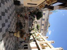 Taormina, Sicilia. Italia desborda historia desde hace miles de años! Uno de sus grandes testigos es la arquitectura!