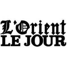 L'Orient-Le Jour is the main Lebanese daily newspaper edited in French of the Middle East. Born of a merger between two daily newspapers, L'Orient and Le Jour, it celebrated in 2014 its 90th anniversary and thus, it has covered, without interruption, the major steps of the contemporary history of Lebanon and the Middle East.