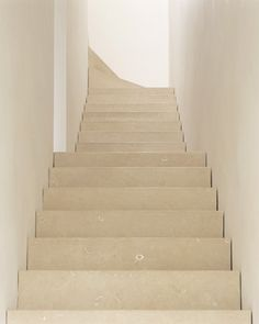 John Pawson home stairs