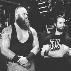 Braun Strowman's beard though.  #BigBeardLittleBeard