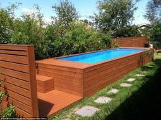 9 Gorgeous Shipping Container Swimming Pool Ideas