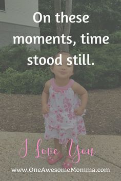 On these moments, time stood still - A parenting quote from this mom's post about her daughter suddenly telling her I Love You. Both a parenting success and parenting milestone. Such priceless moments. Parenting Memes, Parenting Books, Gentle Parenting, Parenting Advice, Toddler Bedtime, Time Stood Still, Quotes About Motherhood, 500 Calories, Kids Corner