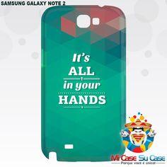 #capinhas para Samsung Galaxy Note 2 - Personalize sua própria capinha ou escolha dentre as milhares de estampas disponíveis em nosso site.