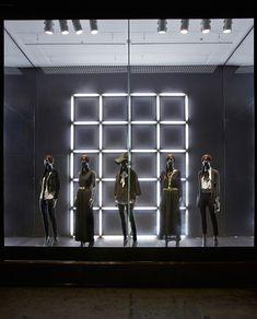 H&M Etalage