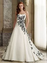 weddingdress black - Google zoeken