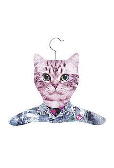 Stocking Stuffer: Quirky Critter Cat Hanger | FOREVER21 - 1000068289