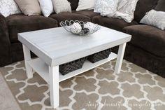 Ikea Aufmotzen the small wheels on the ikea strind coffee table it easy to