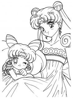Sailor Moon Coloring Pages Sailor Moon Coloring Pages, Pokemon Coloring Pages, Online Coloring Pages, Cute Coloring Pages, Cartoon Coloring Pages, Animal Coloring Pages, Coloring Pages To Print, Coloring Pages For Kids, Coloring Books