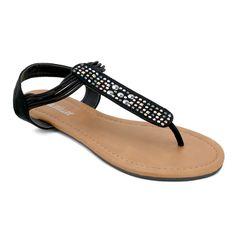 d81ea0a9f OM Olivia Miller Women s  Kiara  Sandals (Black - 10) Olivia Miller