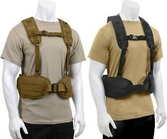 Military Tactical Vest, Military Gear, Tactical Chest Rigs, Tactical Gear, Sniper Gear, Tactical Equipment, Airsoft, Bushcraft, Assault Vest