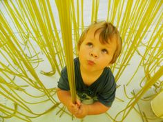 Calling all Moms! Feeling cabin fever? Why not get those curious kiddos out of the house to explore some culture? Say no to couch potato and scoot on over to the newly expanded and revitalized Los Angeles County Museum of Art on Wilshire's Miracle Mile, which has lately become one of the most kid-friendly play…