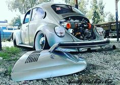 VW beetle turbo with a stinger