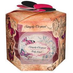 A gorgeous stocking filler or secret santa present! Secret Santa Presents, Luxury Soap, Scrub Sets, Stocking Fillers, Xmas, Christmas, Bath Bombs, Decorative Boxes, Elegant