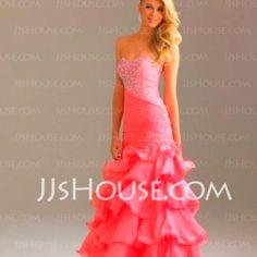Mermaid dress. Love it!! :)