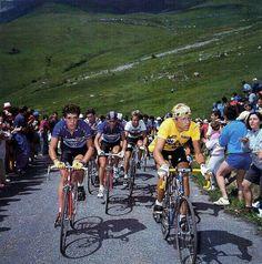 Perico y Fignon #tour