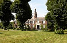 Château Marquette - Top Trouwlocaties - Heemskerk, Noord-Holland #trouwlocatie #trouwen #feestlocatie