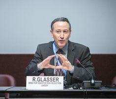 Closing speech by Robert Glasser at the Asian Ministerial Conference on Disaster Risk Reduction | PreventionWeb.net