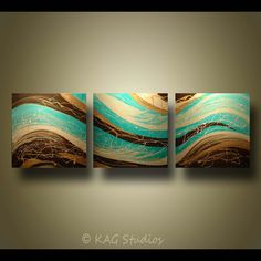 Abstract 2FT x 6FT Huge art Painting by Kag by kagstudios on Etsy