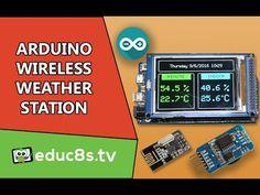 Arduino Wireless Weather Station - All