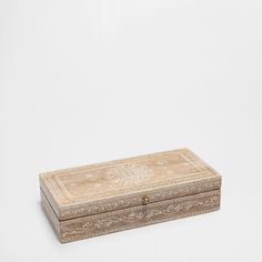 Zara Home New Collection Madeira Natural, Zara Home España, Wooden Boxes, Decoration, Decorative Boxes, Interior Decorating, Year 2, Home Decor, Ireland