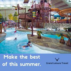 To say that Great Wolf Lodge is for kids is a gross understatement. It is all about family fun and Enjoy your vacation with Grand Leisure Travel.https://goo.gl/LKg2mt  #travel #traveling #destination #adventure #travelpics #travelrental #beachlakefrontr