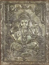 Ganesha deity... represents our intellect and wisdom..