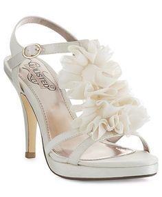 Unlisted Shoes, Go Natural Platform Evening Sandals - All Women's Shoes - Shoes - Macy's