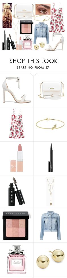 """""""#349"""" by glitterunicorns-are-awesome ❤ liked on Polyvore featuring Alexandre Birman, H&M, Rimmel, NARS Cosmetics, Bobbi Brown Cosmetics, 3x1, Christian Dior and Lord & Taylor"""