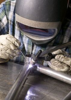 TIG Welding Equipment, Processes and Tips - Weld Guru Welding Rods, Diy Welding, Metal Welding, Welding Ideas, Tig Welding Tips, Welding Crafts, Tig Welding Process, Welding Trucks, Welding Design