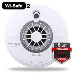 Bezdrátově propojitelný teplotní hlásič požáru FireAngel WHT-630  Teplotní hlásič požáru FireAngel WHT-630 v nízko-profilovém provedení s inovativní Thermistek™ technologií zajišťuje včasné upozornění uživatele na hrozící nebezpečí při zjištění prudkého nárůstu teploty ve střeženém prostoru. Díky speciálně navržené odrazivé ploše je termistorový senzor ohříván nejen konvekcí, ale také vyzařováním tepla.
