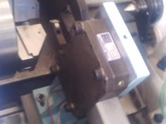ARMS Crank Shaft Steady Rest AACSU 318 on Jyothi DX350 at our customer located at Rudrapur, Uttaranchal, India.