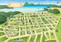 Mapas - Sirley Filho
