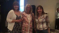 Amy, Julie and Jen at MG Hair