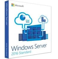 Buy Windows Server 2016 Standard - 16-core retail version license with software