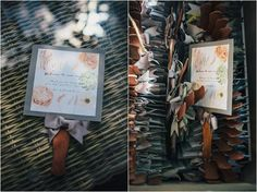 wedding guest fans | Image by Susie Lawrence Photography