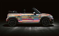 #MINI Car Wraps http://www.miniportland.com/