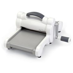 Sizzix Big Shot Machine Gray & White