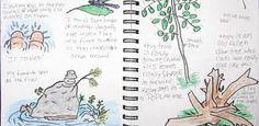 STUDIO: Nature Journals | Children's Museum of Pittsburgh Study Journal, Nature Journal, Journal Ideas, Montessori, Nature Activities, Science Nature, Science Activities, Science Curriculum, Charlotte Mason