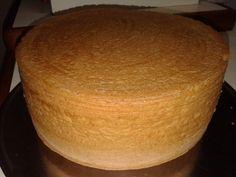 Pão de Ló que Rende Muito uma receita fácil e econômica, que ultilizo para fazer meus bolos, bolos no pote e até bolos gelados, de fácil preparo.