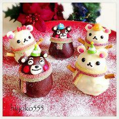 Bears cake pop